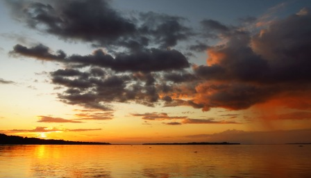 The Forever Unforgetable Amazonian Sunsets