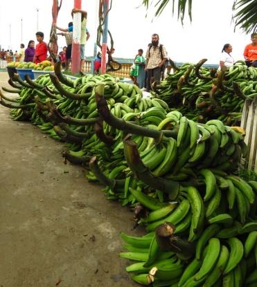 The market in Mazan