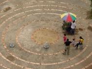 Central Plaza in Leticia