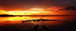 Those stunning Amazon sunset!
