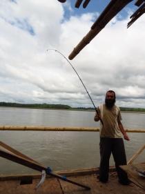 Peycho fishing